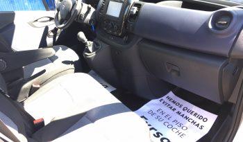 Opel vivaro 9plz lleno