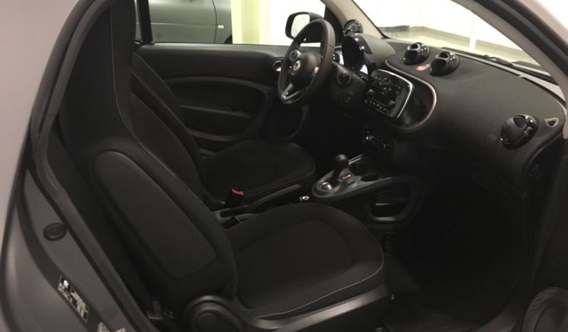 Smart Fortwo Coupe lleno