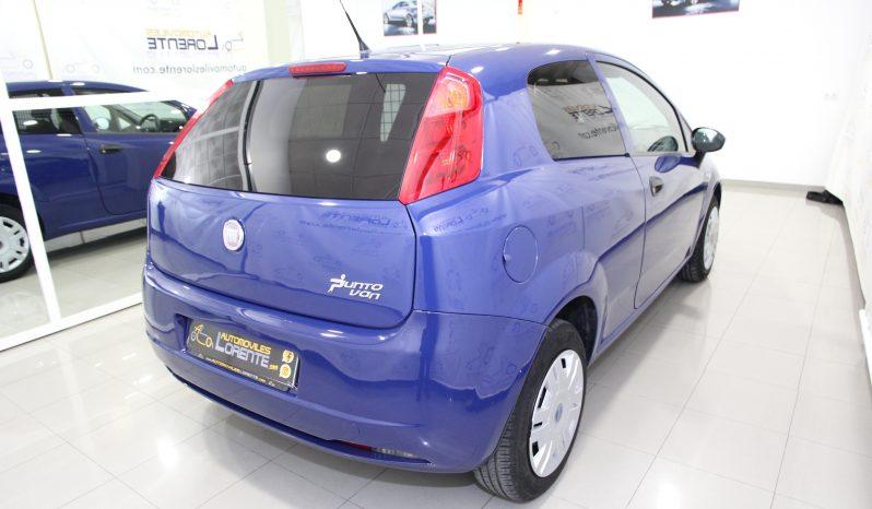 Fiat Punto Evo Van lleno